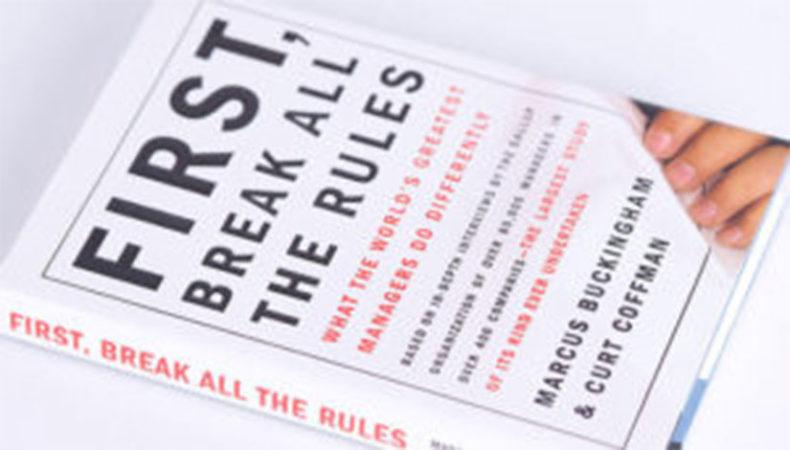 Önce Bütün Kuralları Yakın - Marcus Buckingham