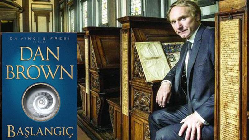 Başlangıç Kitabı - Dan Brown