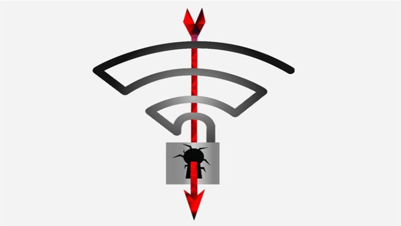 Wİ-Fi'de güvenlik açığı tespiti