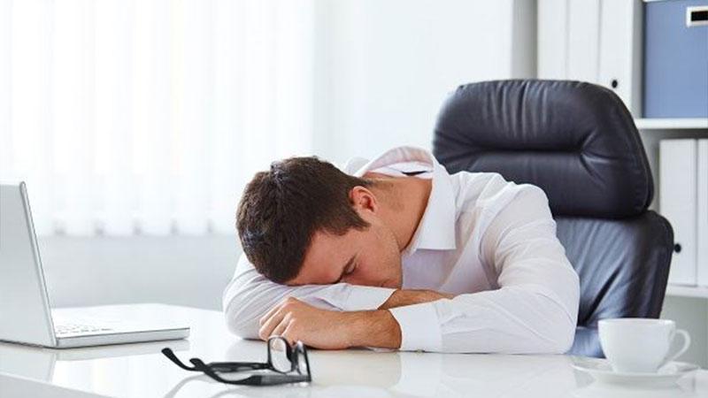 İş Stresini Azaltmak İçin Düzenli Uyuyun