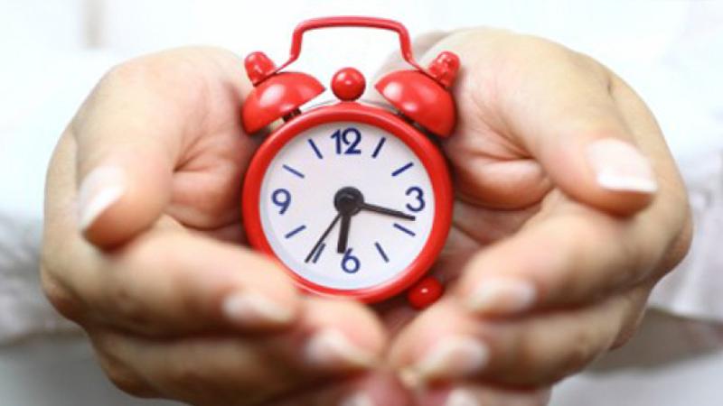 İş stresini azaltmak için zaman yönetimi