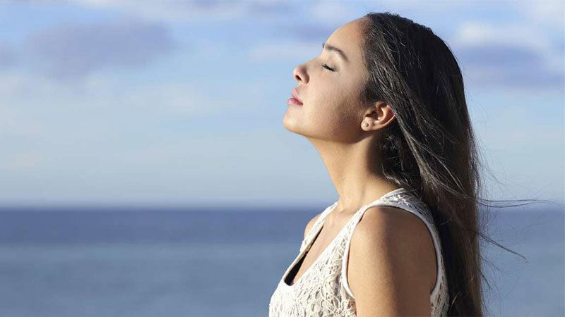İş Stresini Azaltmak İçin Derin Nefes Alın