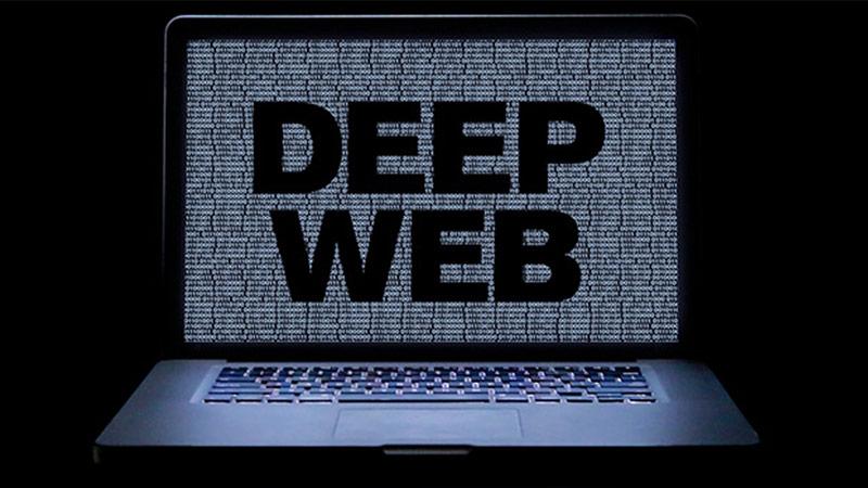 1,4 milyar Dark Web'de Yayınlandı