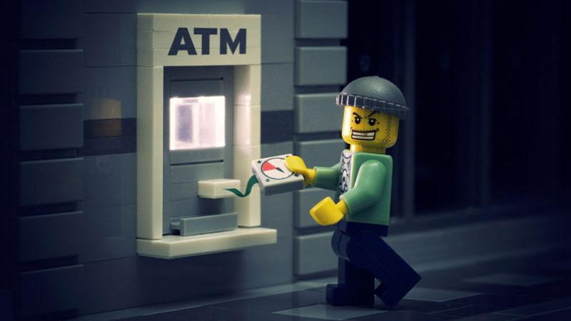 Bankamatik parayı vermedi