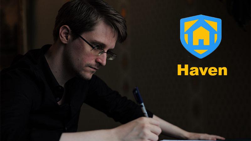 Edward Snowden Haven Mobil Uygulama