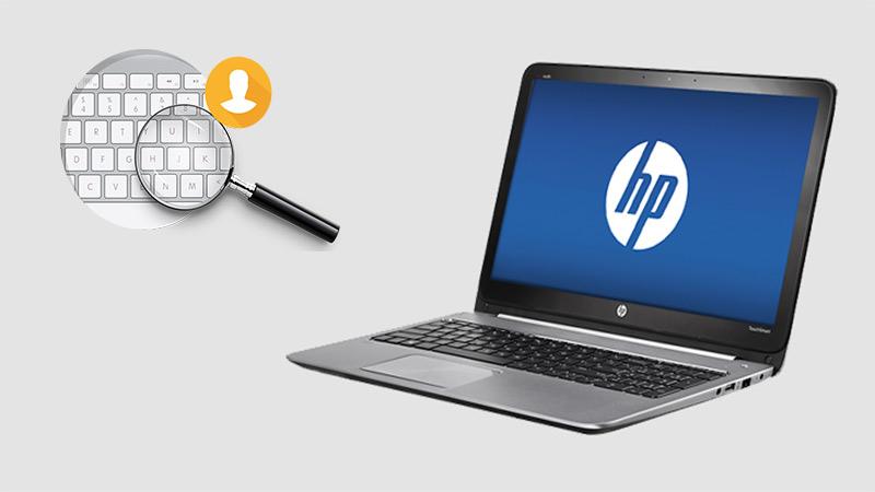 HP Laptoplarda Keylogger Yazılımı Bulundu