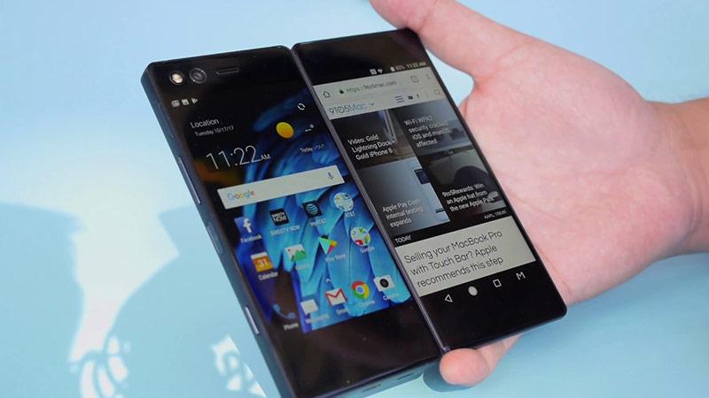 Microsoft Çift Ekranlı Telefon