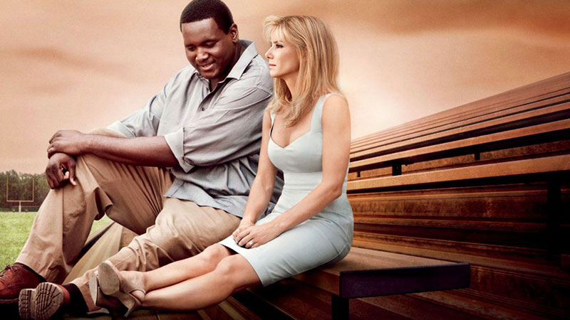 The Blind Side Filmi - Michael Oher