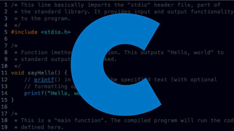 C Programlama For Döngüsü ve For Döngüsü Örnekleri