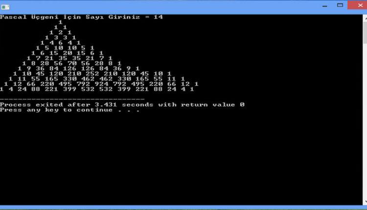 C-Programlama-da-For-Dongusu-ve-For-Dongusu-Ornekleri