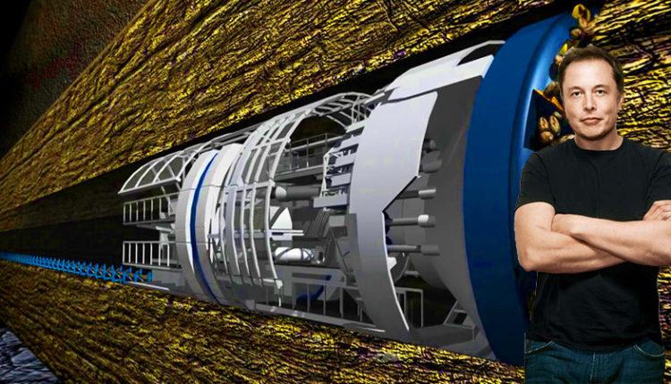 Elon-Musk'in-Sirketi,-Los-Angele'da-İkinci-Tuneli-İnsa-Edecek
