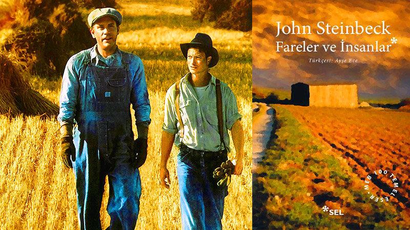Fareler ve İnsanlar -John Steinbeck'in Romanından