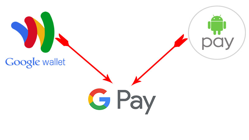 Google Wallet ve Android Pay, Google Pay İle Birleşiyor