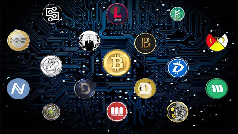 Kripto Paralar Dark Web'i Hedef Aldı