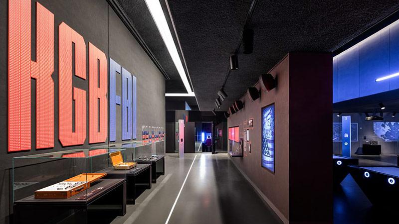 Casus Müzesi SPYSCAPE Artık Ziyaretçilere Açık