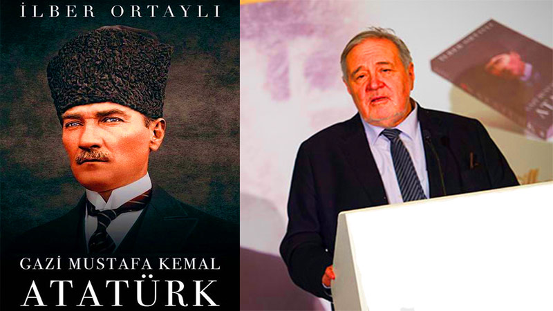 Gazi Mustafa Kemal Atatürk Kitap Özeti   İlber Ortaylı