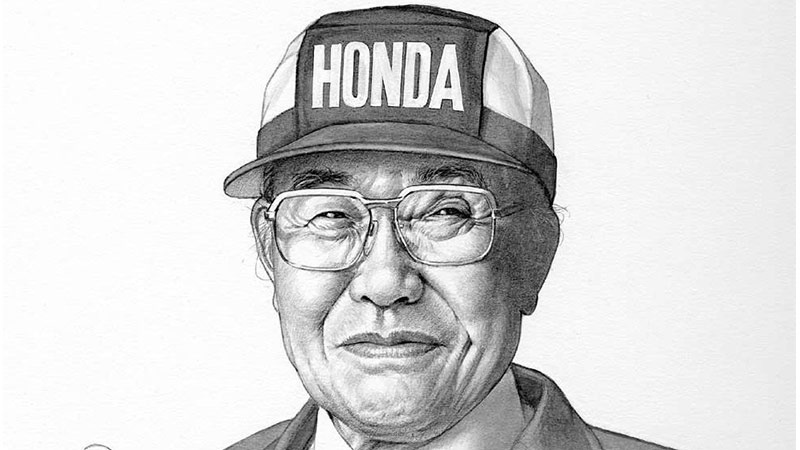 Soichiro Honda'nın Başarı Hikayesi