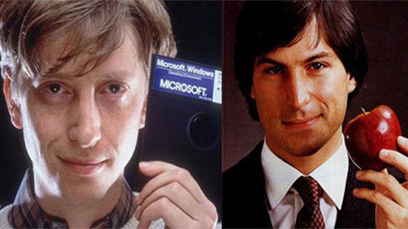 1997 Yılında Steve Jobs İle Bill Gates Arasındaki Antlaşma