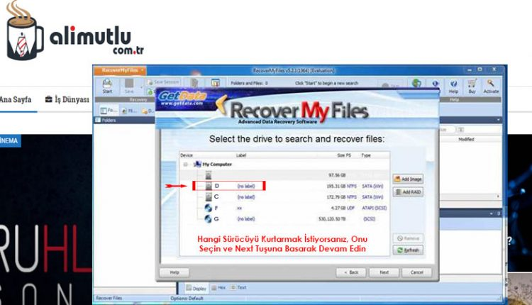 Bilgisayarda-Silinen-Dosyalari-Geri-Getirme-İslemi-Nasil-Yapilir